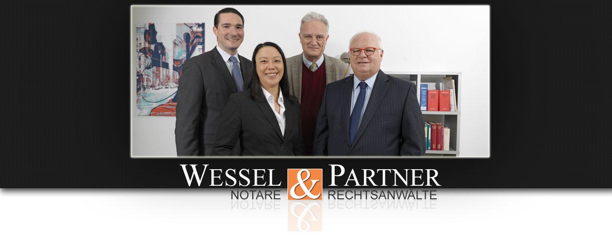 Notare & Rechtsanwälte Mülheim an der Ruhr - Wessel & Partner